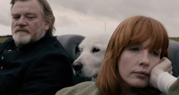 Calvary the Movie, Gleeson + Kelly Reilly
